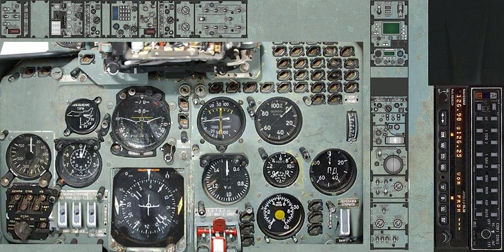 yak 38 cockpit coloring pages - photo#7