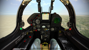 "Mirage F.1C200 Cockpit ""Final"" 1"