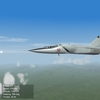MiG 25U  Pilot In trannig