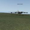 Low Level B-52G