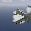 B-17F's
