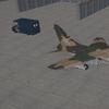 A-7D in Vietnam